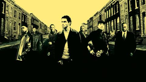 The Wire Serie HBO