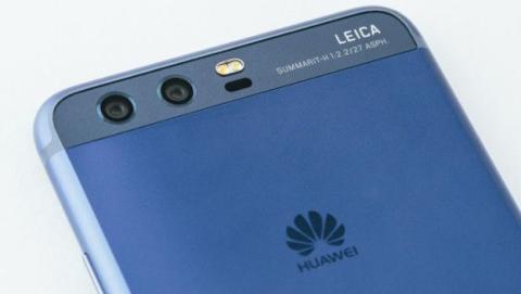 Fotos filtradas del Huawei P20 y P20 Lite.