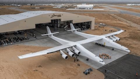 Velocidad del avión más grande del mundo