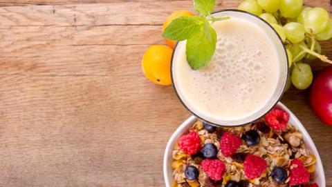 desayuno fácil recomendación doctora