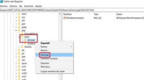Cómo desactivar el acceso a Paint 3D en Windows 10