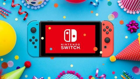Nintendo Switch cumple un año, es hora de celebrar