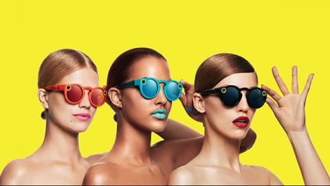 Snapchat se la juega y podría lanzar dos nuevas Spectacles