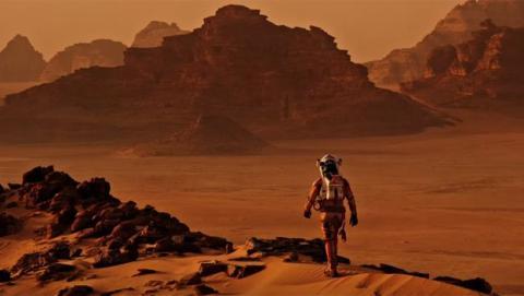 Presencia vida extraterreste en Marte