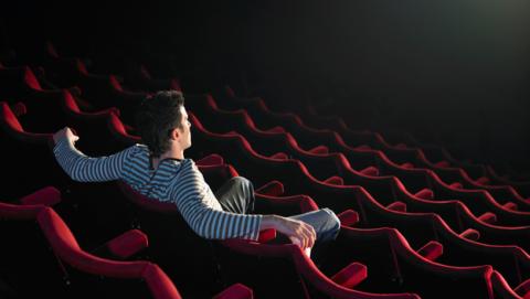 La letra pequeña de la tarifa plana de cine de MoviePass.