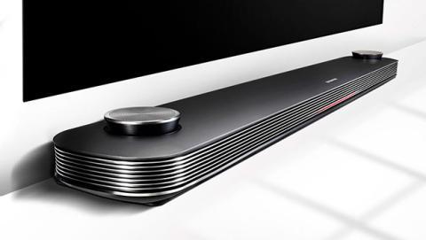 Sonido Dolby Atmos de LG OLED W7