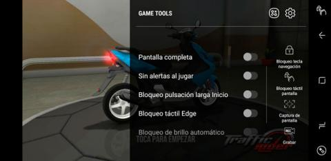 Game Tools de Samsung