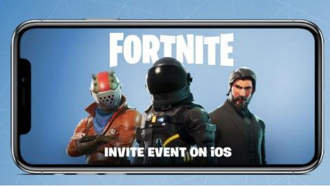 Epic Games confirma el lanzamiento de Fortnite para móviles Android y iPhone.
