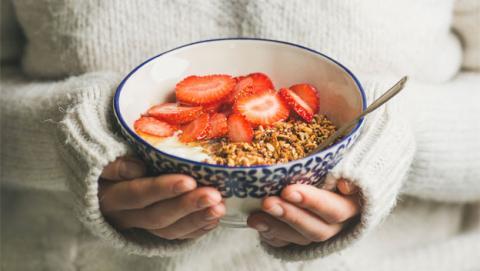 desayunar poner en marcha cerebro
