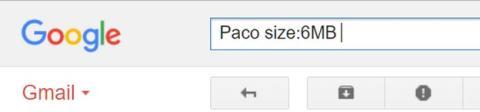 Cómo borrar los correos que más espacio ocupan en Gmail