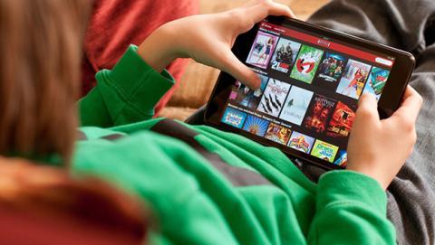 Netflix prueba logros para enganchar a los niños