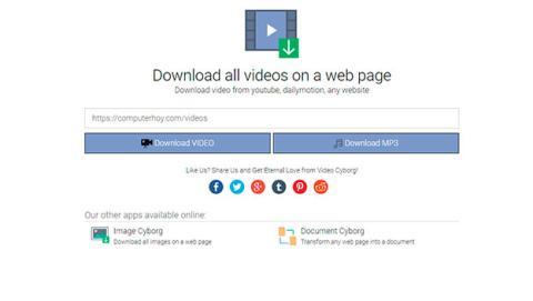Como Descargar Videos Online Sin Programas Y Desde Cualquier