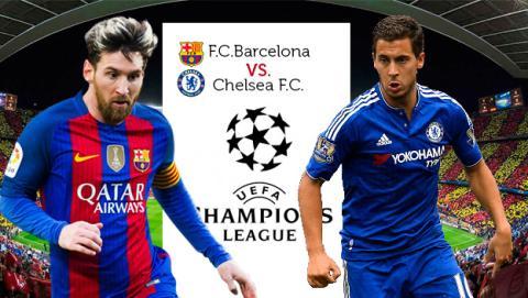 Enlaces para ver el Barsa Chelsea por Internet.