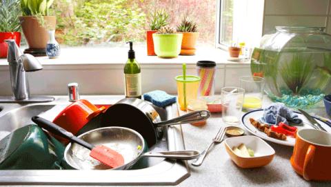 Los 9 lugares más sucios de tu cocina (y cómo limpiarlos) | Life ...