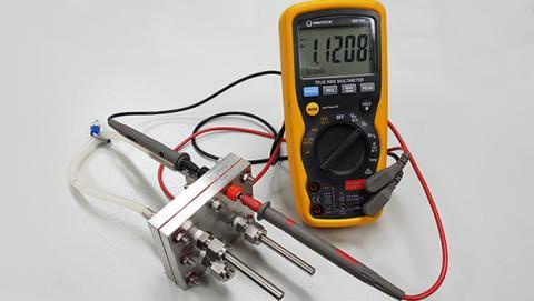 bateria protones