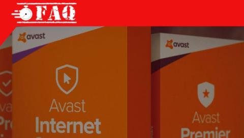 Desactivar mensajes de Avast.