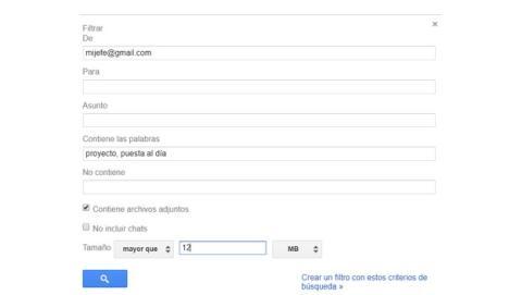 Cómo crear un filtro en Gmail (y para qué sirve)