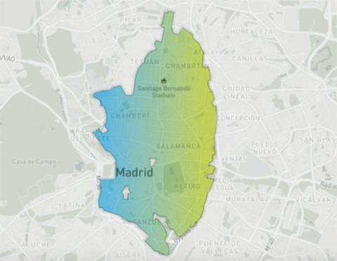 eCooltra en Madrid
