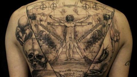 El Hombre De Vitruvio Significado Y Secretos Del Hombre