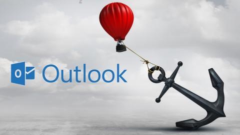 Outlook me va lento, ¿qué puedo hacer?