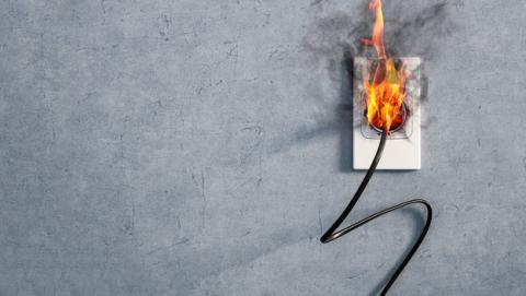 Baterías externas de AmazonBasics defectuosas podrían arder.