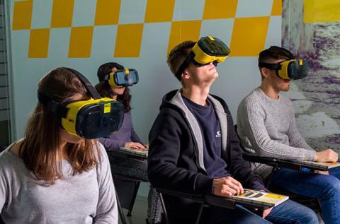 La apuesta de RACC por la realidad virtual