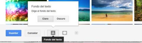 Cómo cambiar el color en Gmail