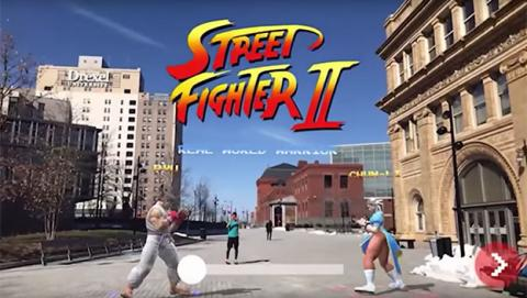 street fighter ii ar