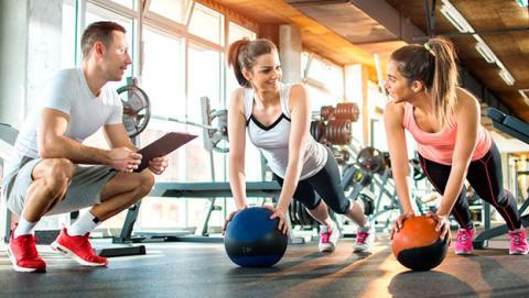 mantenerte sano ejercicio