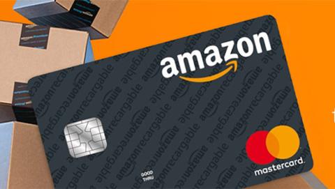 Tarjeta de débito Amazon Recargable llega a México.