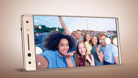 selfies alcatel 5