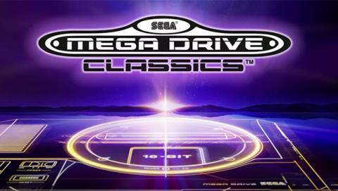 Sega Mega Drive Classics Mas De 50 Juegos Clasicos Para Ps4 Xbox Y