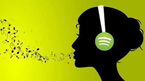 spotify control voz