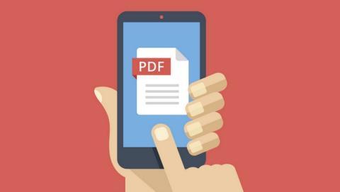 Cómo resaltar texto en un PDF