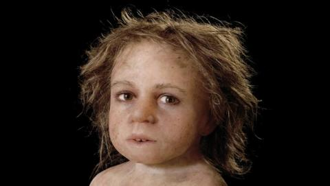 Así vivía un niño prehistórico hace 700.000 años