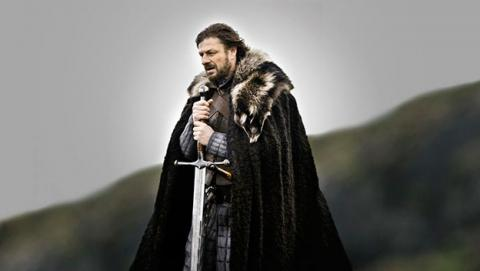 ultimas palabras ned stark