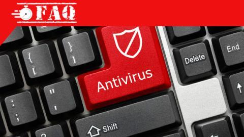 Ver archivos en cuarentena de Avast.