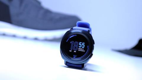 Samsung Gear Sport, el reloj inteligente para deportistas