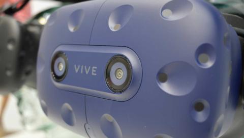 Fecha de lanzamiento y precio de las HTC Vive Pro.