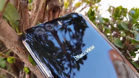 BlackView P6000 - brillo trasera