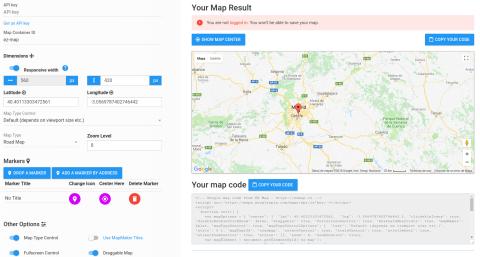 Crear Un Mapa Personalizado.Donde Crear Mapas Personalizados Online Tecnologia Computerhoy Com