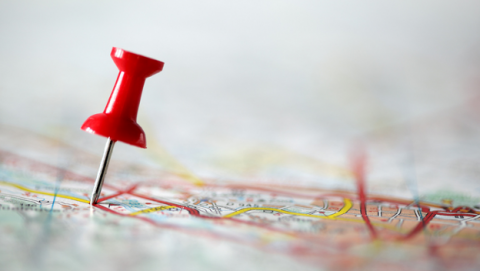 Dónde crear un mapa en Internet.