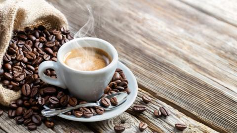 Tazas de café recomendables al día.