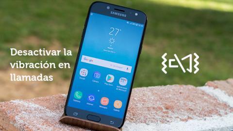 Galaxy J5 2017 - vibración llamadas