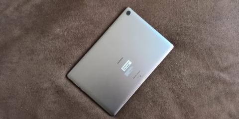 Huawei MediaPad M5 10 - trasera