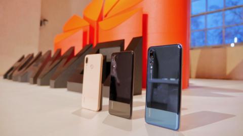Huawei P20 Pro, P20 y P20 Lite: gama completa