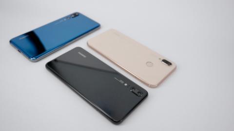 Huawei P20 Pro, P20 y P20 Lite