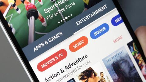 Ahora podrás cambiar muy fácil el país de tu Google Play Store