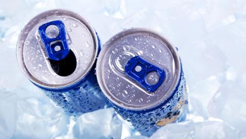 beber bebida energética