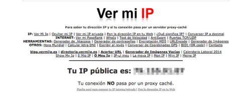 Ver mi IP